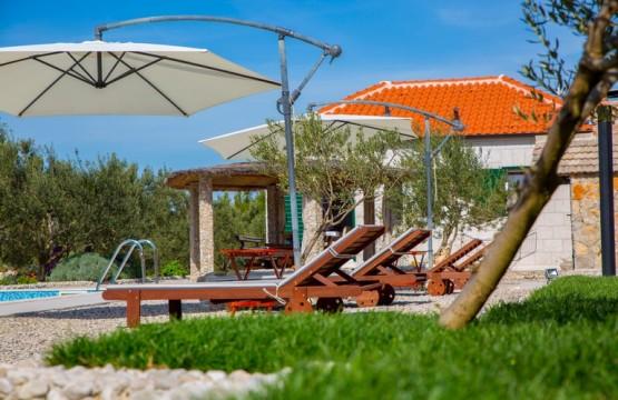 Ferienhaus mit Pool Kroatien